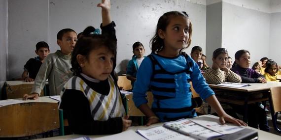 Réfugiés classe