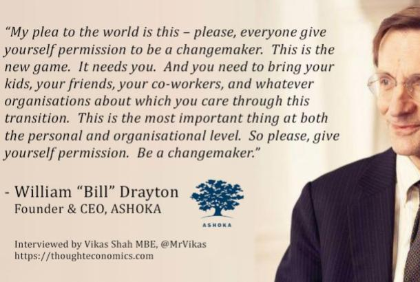 Bill Drayton Quote