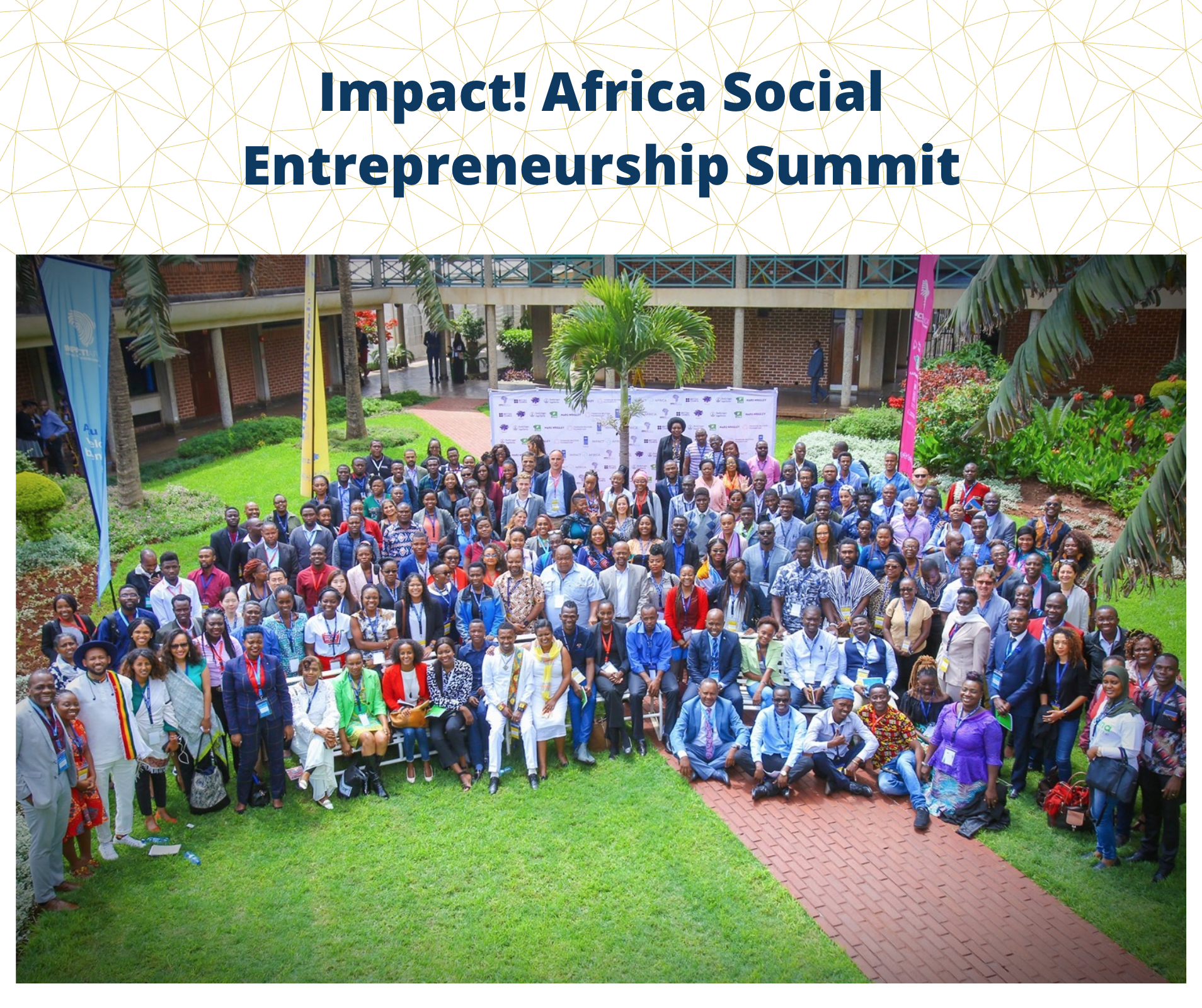 Attendees of the Impact Africa Summit 2019