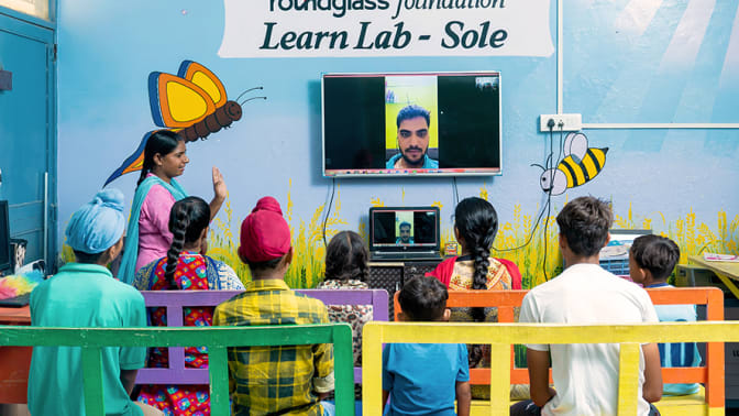 Learn Lab - RoundGlass Foundation