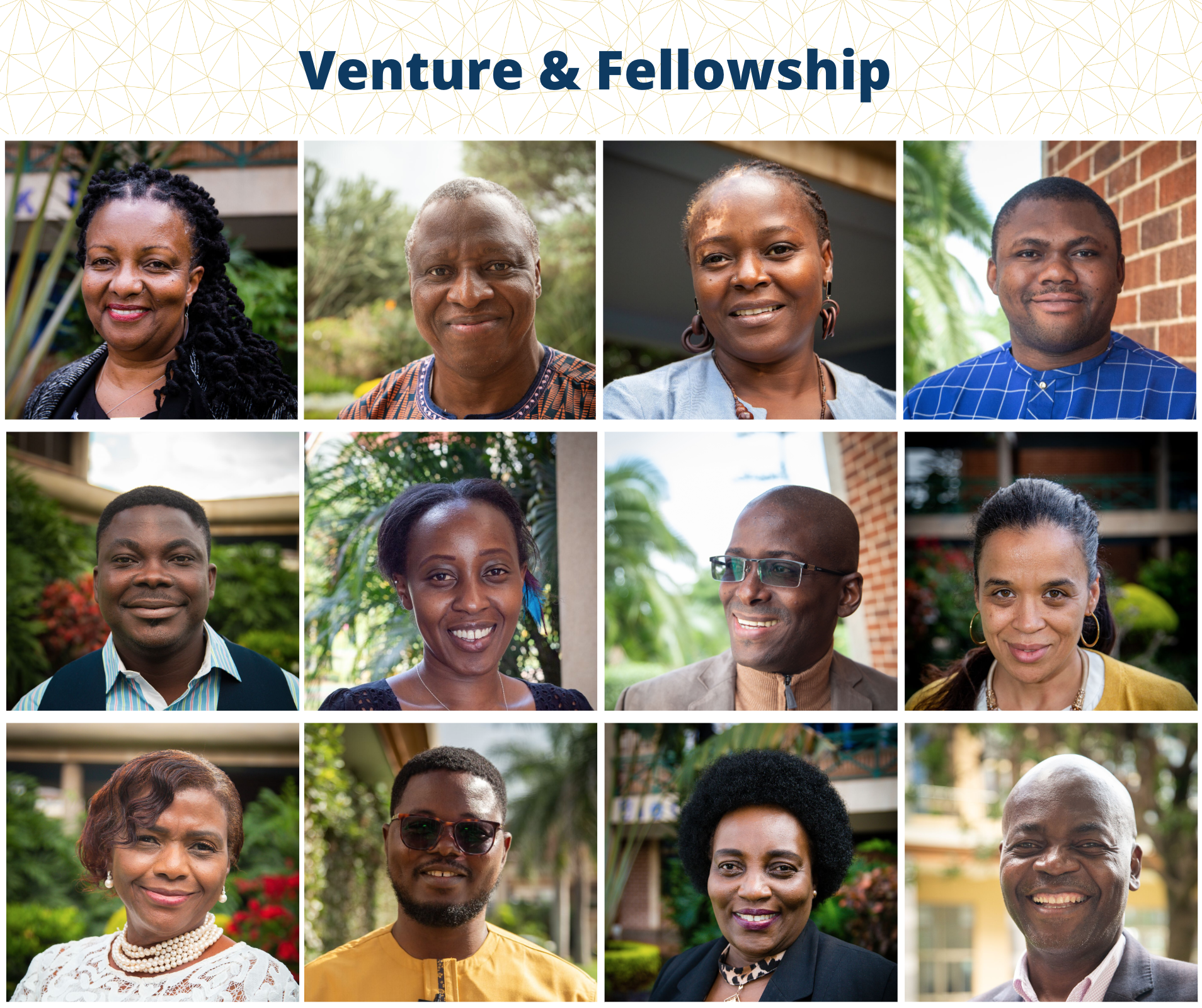 Ashoka Africa Fellows