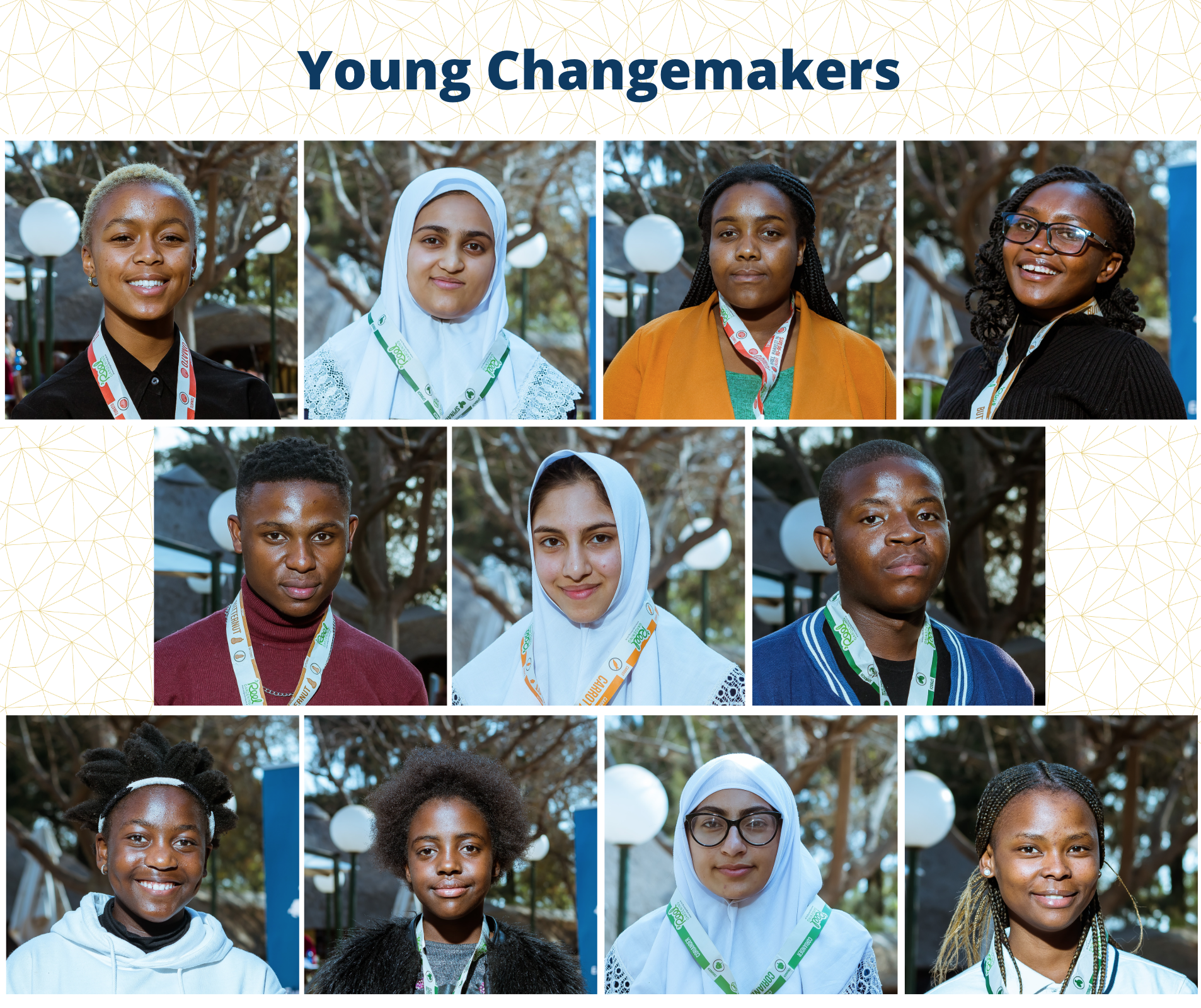 Ashoka Young Changemakers SA