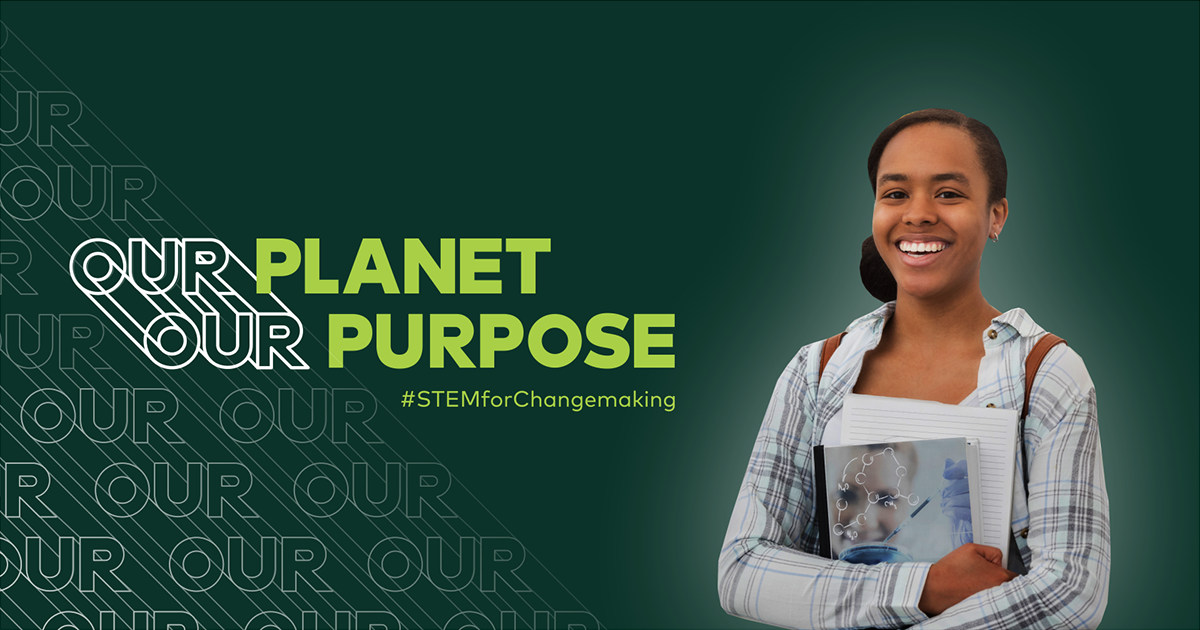 STEM for Changemaking Challenge Banner