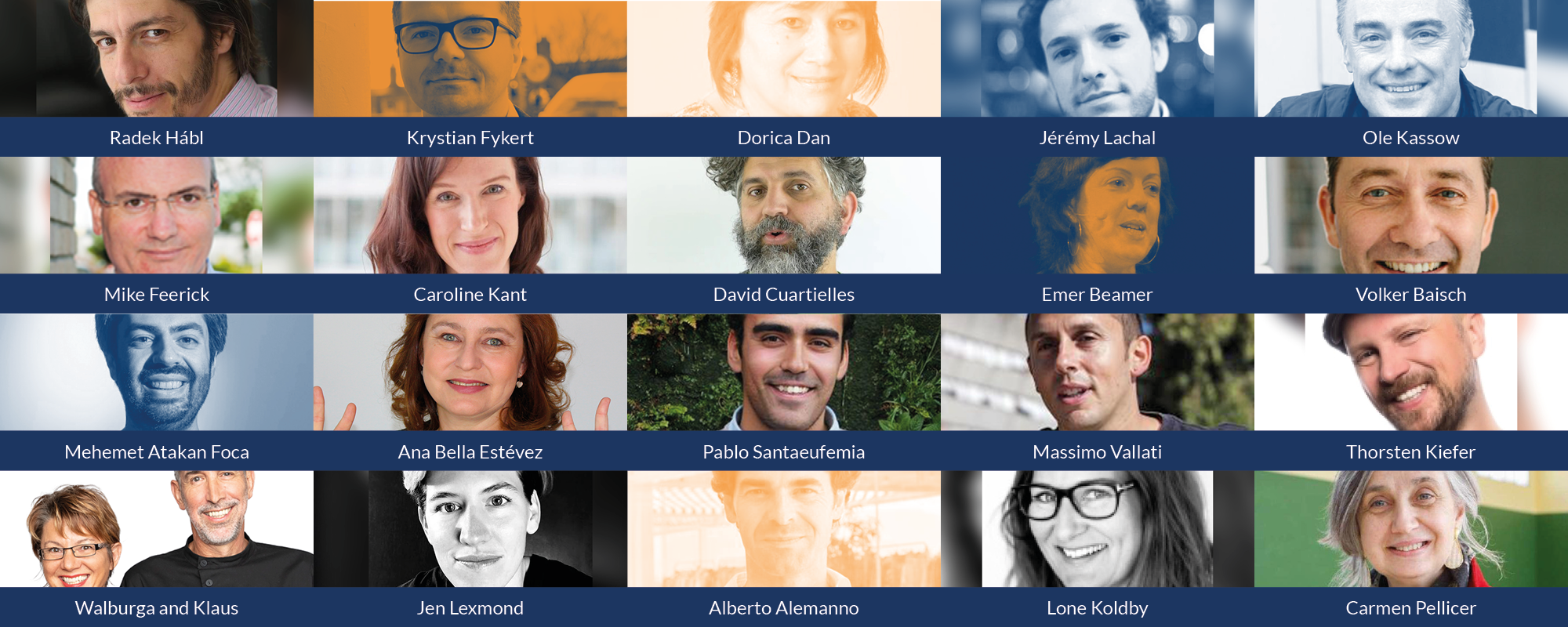 Changemakers United Summit speaker list
