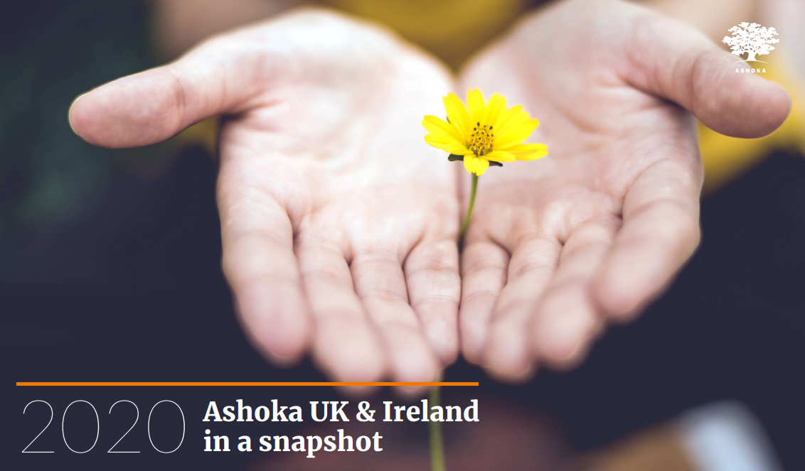 Ashoka UK & Ireland in a snapshot - loading