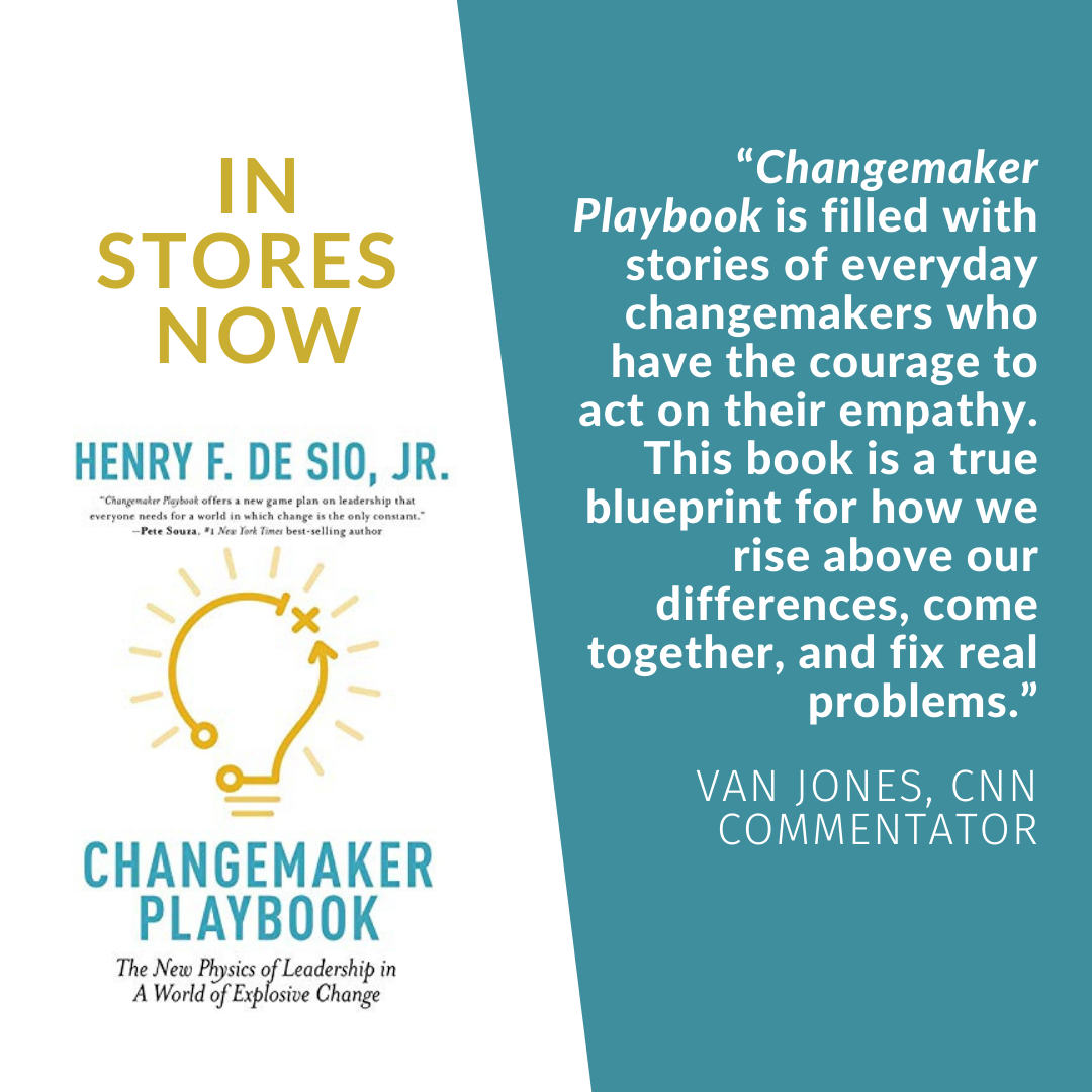 Changemaker Playbook Van Jones