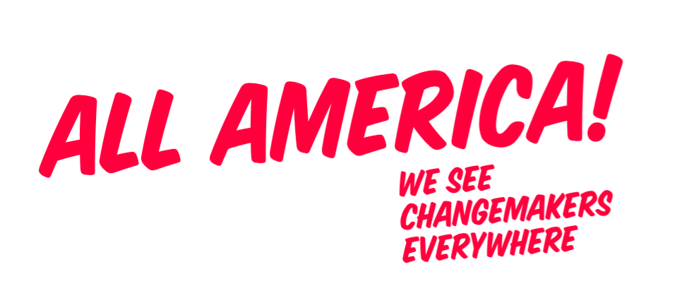 All America logo II