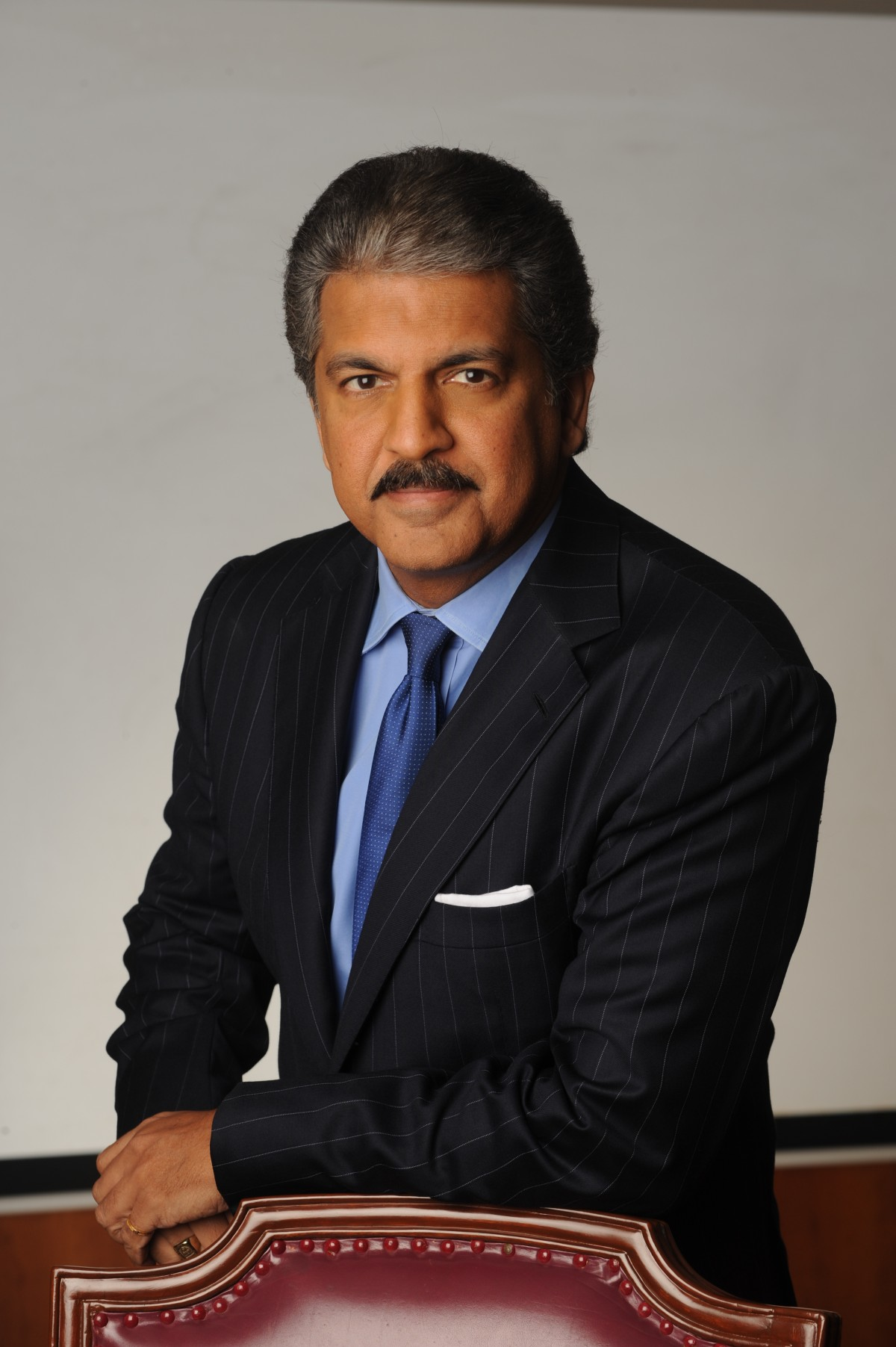 Empathy, Not Bureaucracy, Makes Organizations Great -- Leadership Lessons from Anand Mahindra