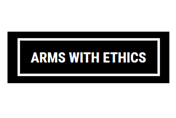 Arms with Ethics logo