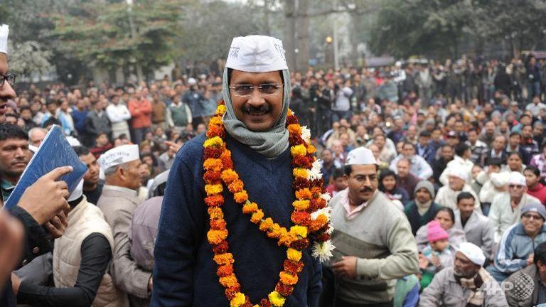 Kejriwal Chief Minister victory