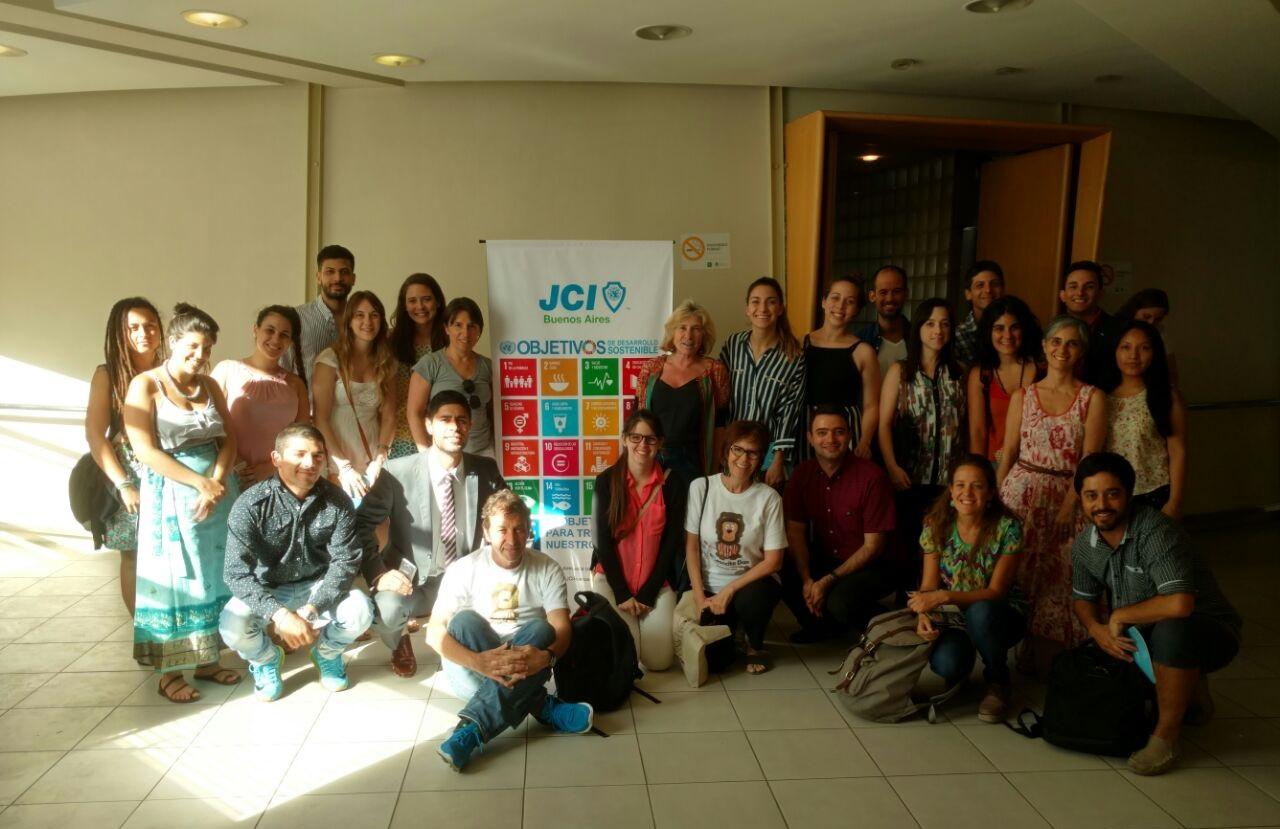 Organizaciones con los Objetivos de Desarrollo Sostenible