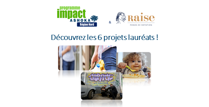 Bannière Lauréats Programme Impact
