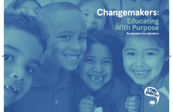Changemakers Education Book Cover