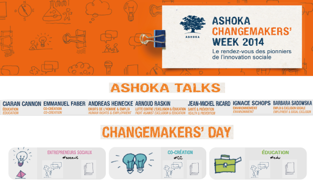 Changemakers' week 2014