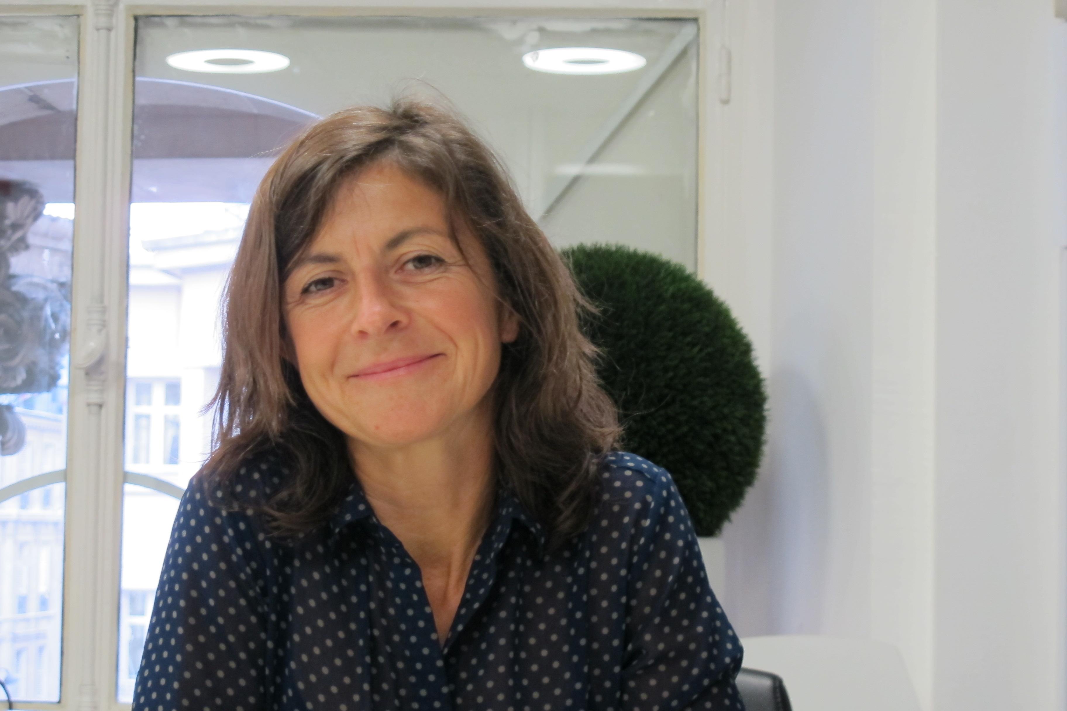Claire Grolleau Escriva - portrait