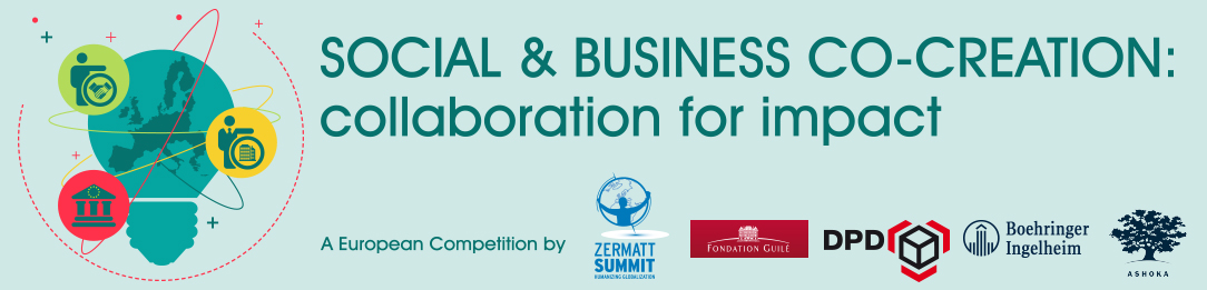Co-creation competition banner