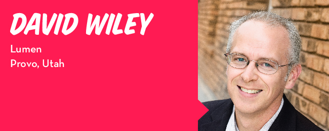 David Wiley Provo