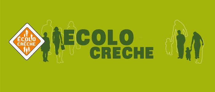 Ecolo Crèche - logo