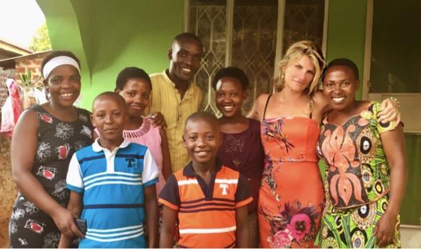 Maureen in Uganda, Africa