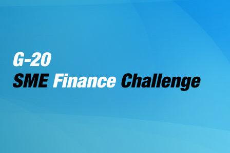 G-20 SME Finance Challenge
