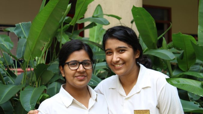 Gavita and Pooja