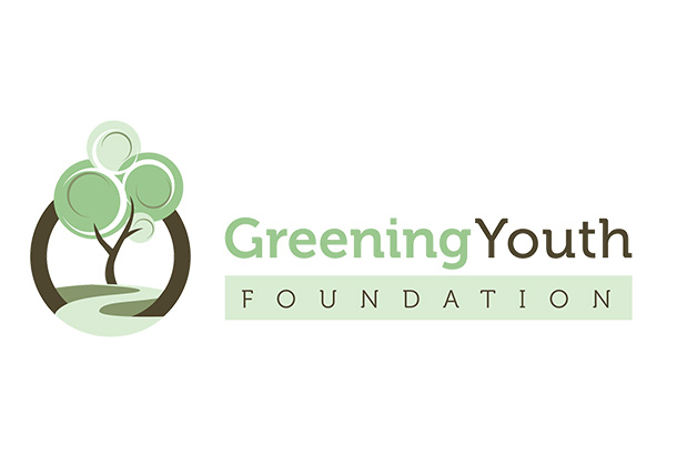 Greening Youth Foundation - logo