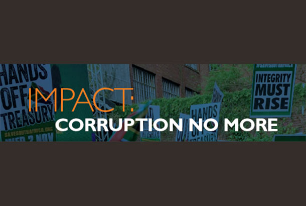 Impact: Corruption No More image