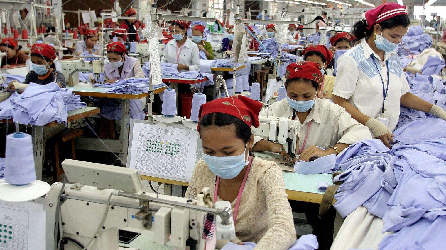 Ouvrieres textile