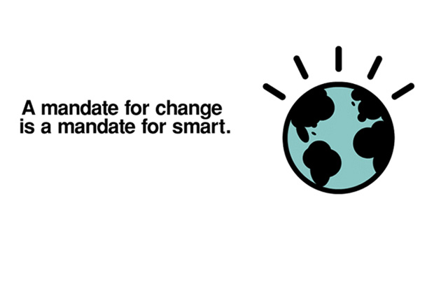 Mandate for Change - IBM