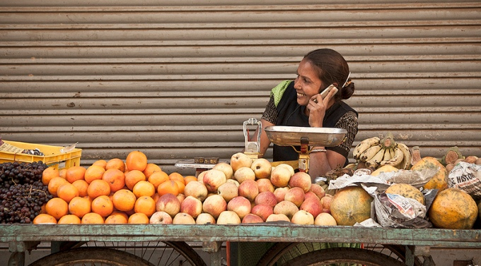 Grameen Foundation's Mobile Microfranchising initiative