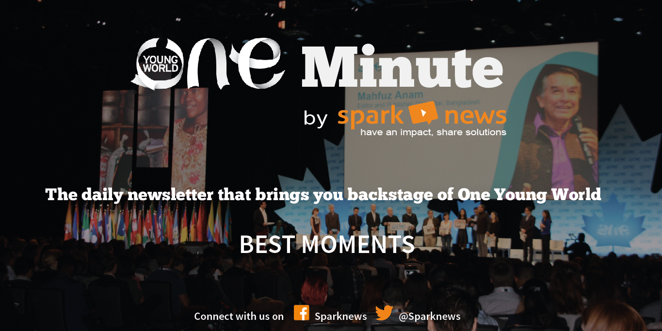 One Young World Sparknews