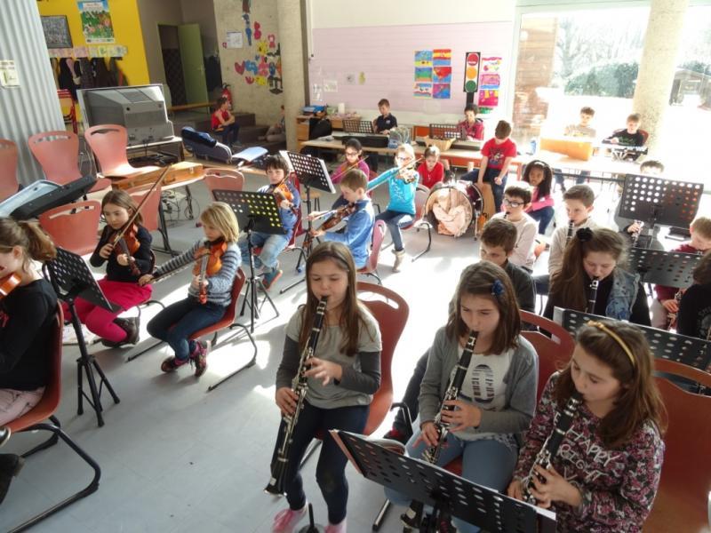 Bosquets orchestre