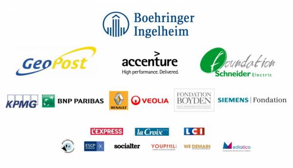 changemakers' week 2014 - partenaires