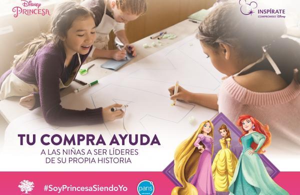 Disney Beca Compromiso