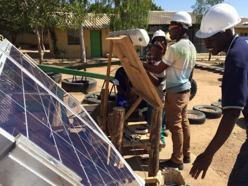 Refining Jobs in Africa
