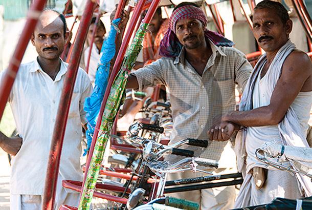Rickshaw Drivers
