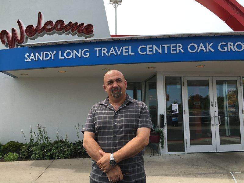 Sam Tahour truckers story