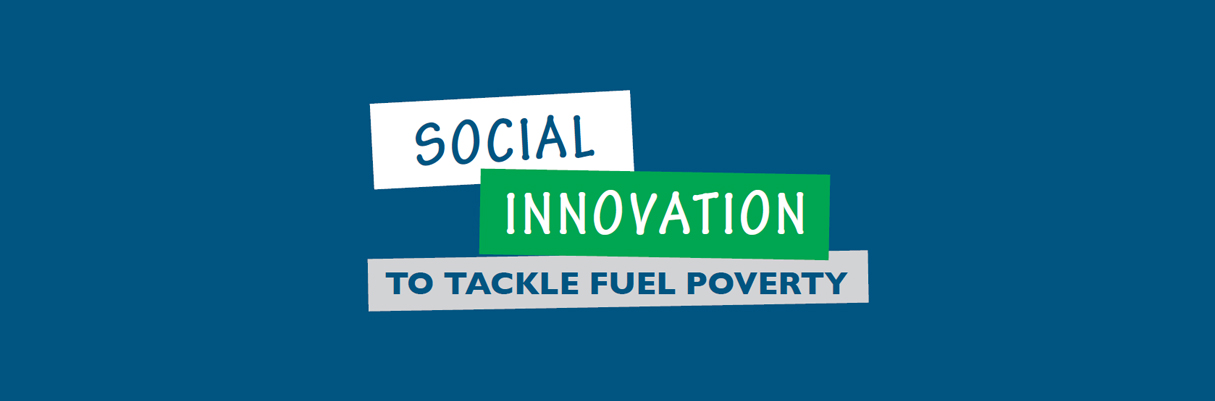 Social Innovation to tackle fuel poverty big logo