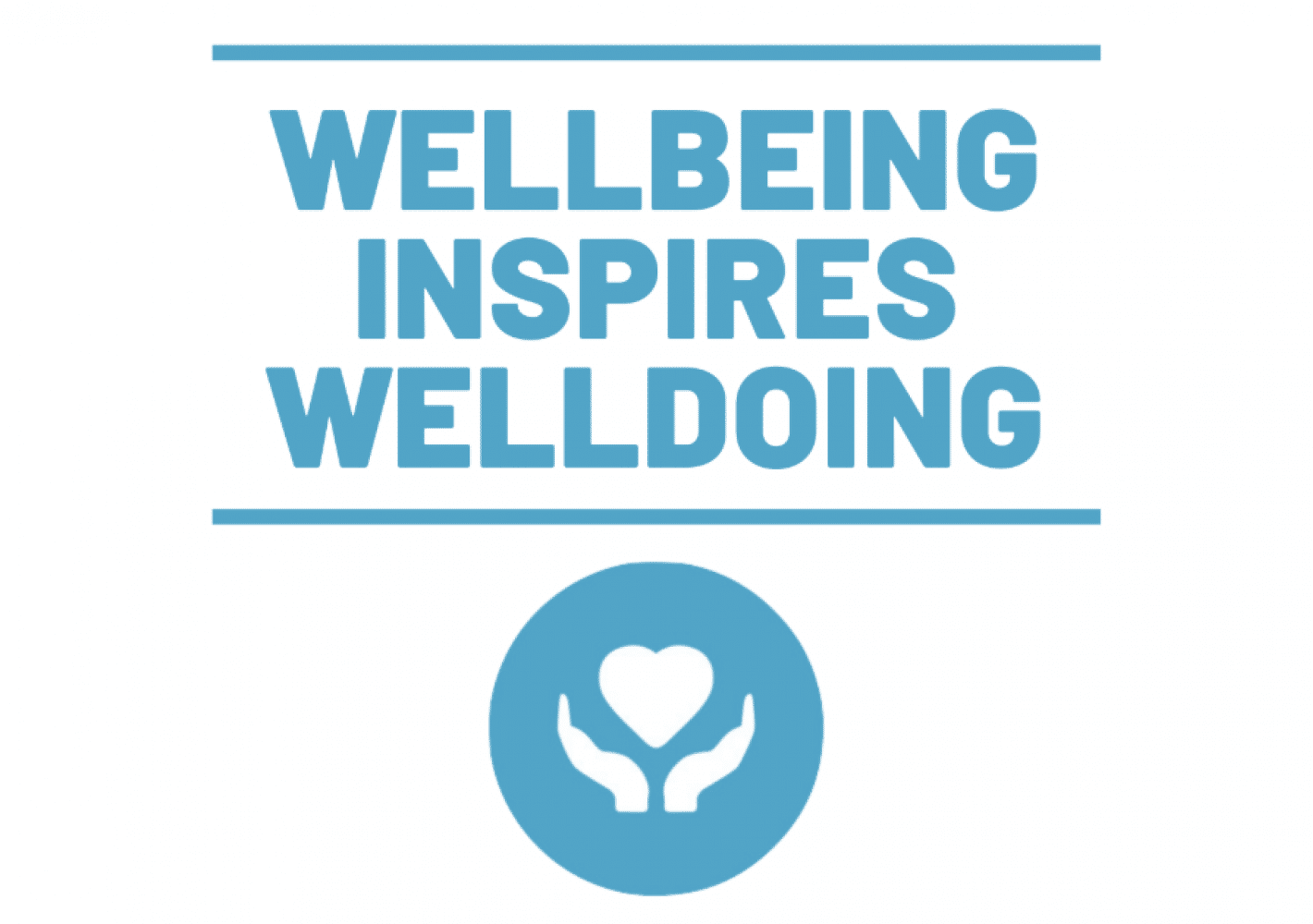 Wellbeing Inspires Welldoing