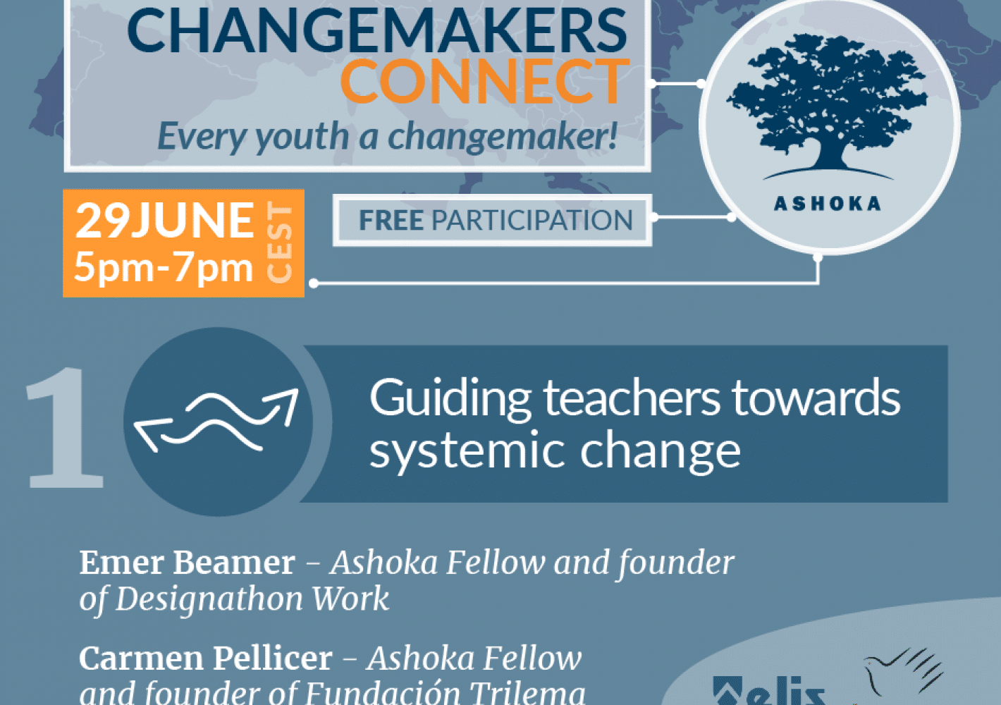Changemakers Connect - Guiding teachers towards systemic-change