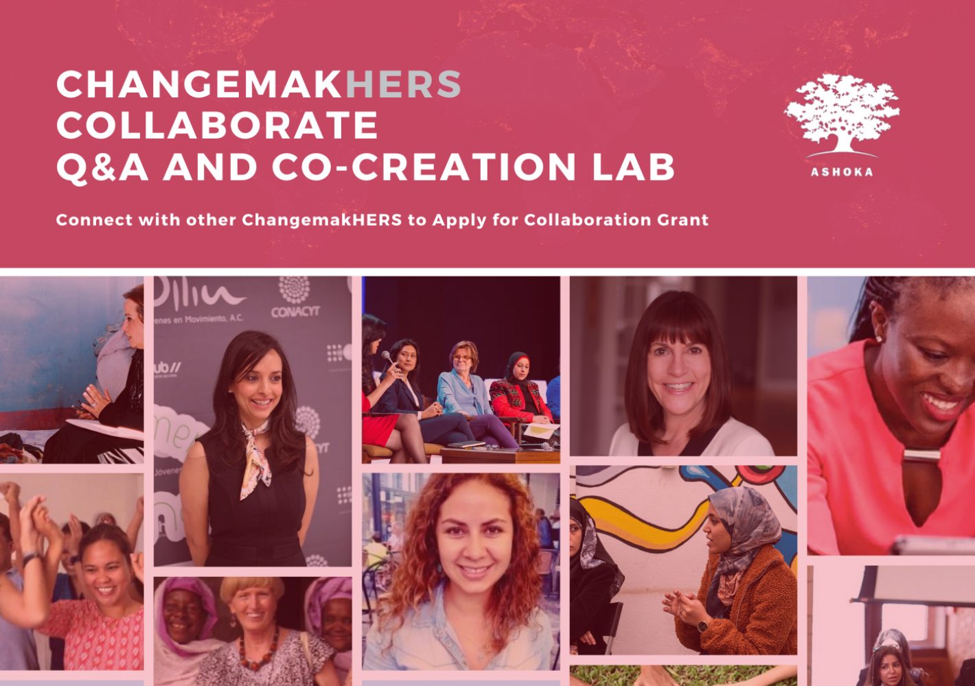 ChangemakHERS Collaborate