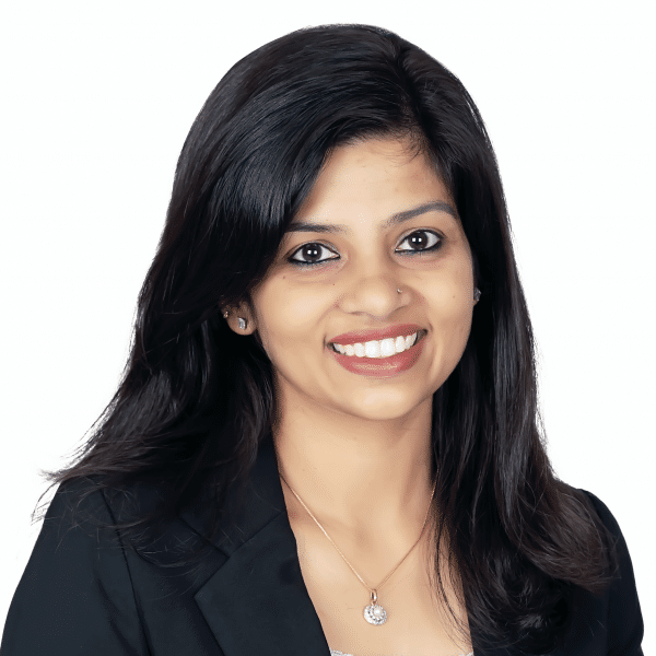 Shruti Nair, Ashoka India staff member