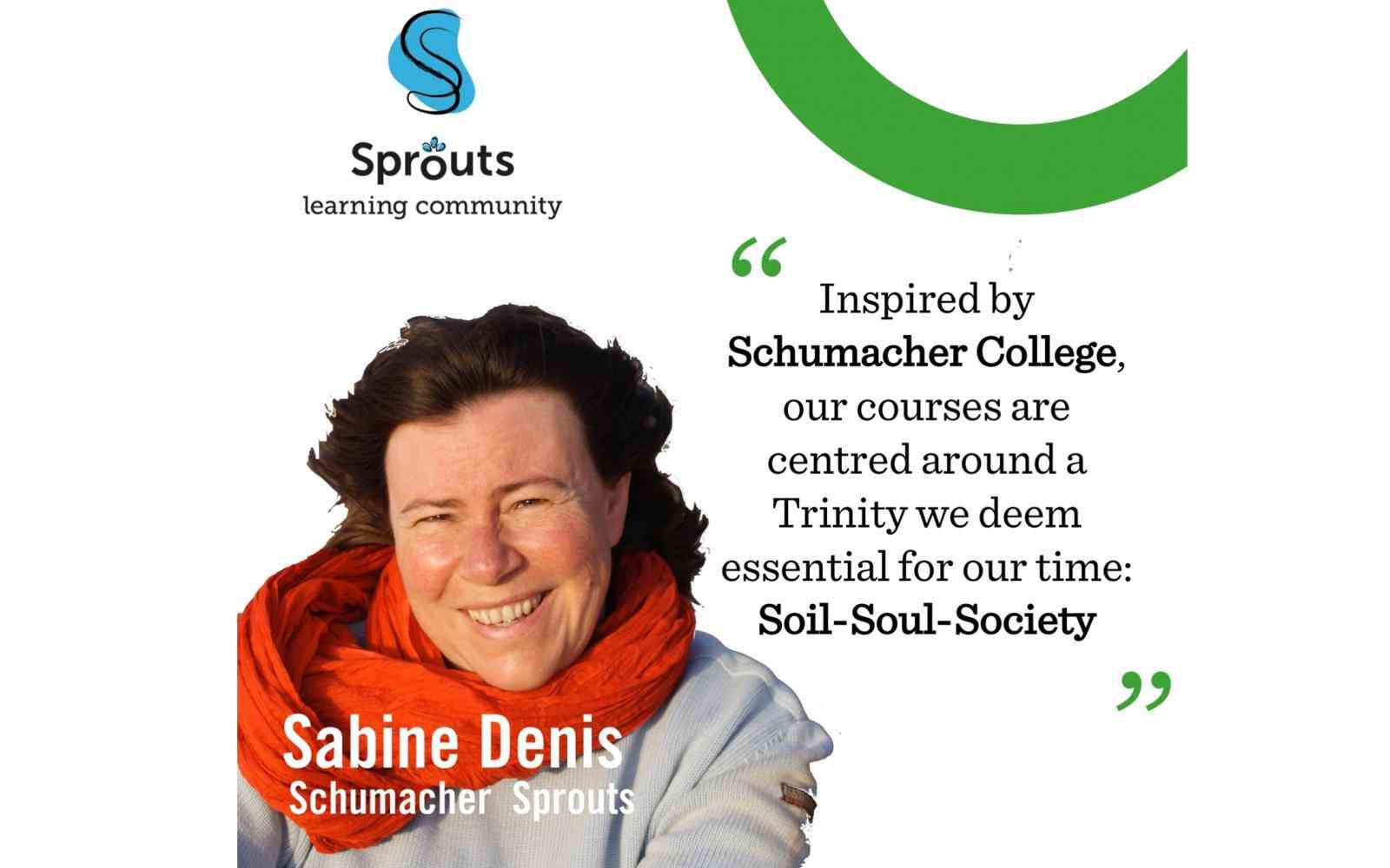 Sabine Denis description