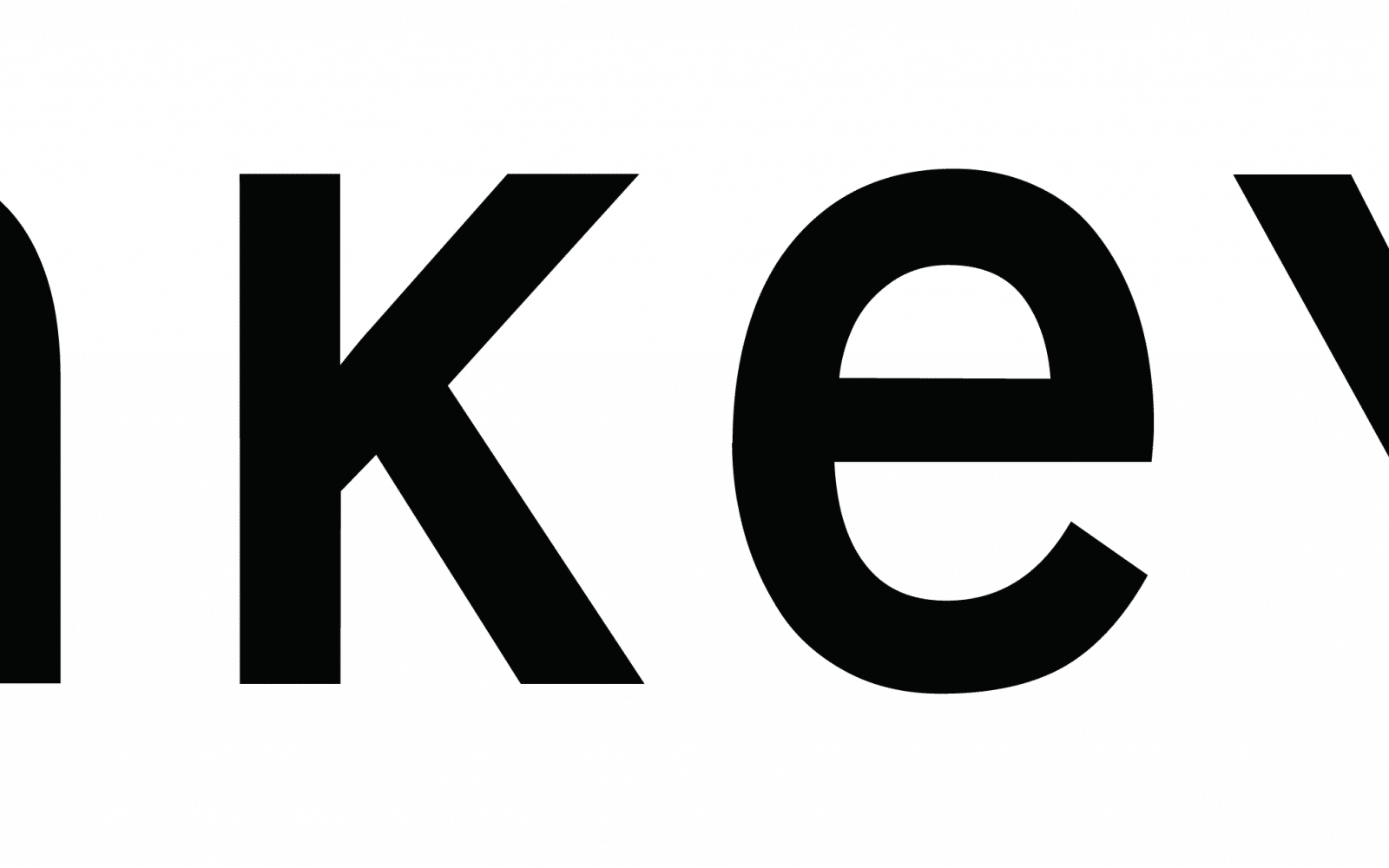"Logo for The Inkey List, Partner of Ashoka UK & Ireland; word ""The' is capitalized and in thin black font, directly next to it is the word ""INKEY"" in bold black capital letters except for the letter n; next to it is the word ""List"" in the same thin black capitalized font as the word ""The"""
