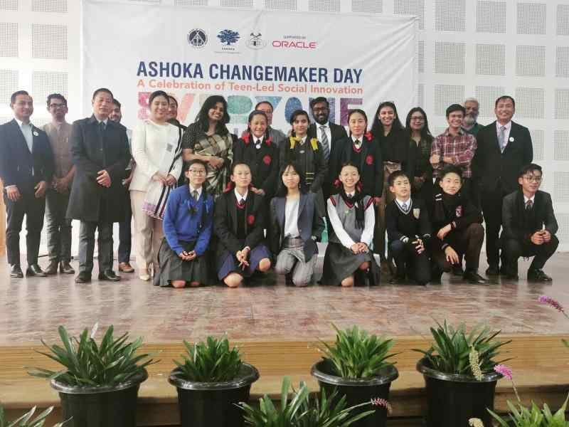 Changemaker Day in Kohima