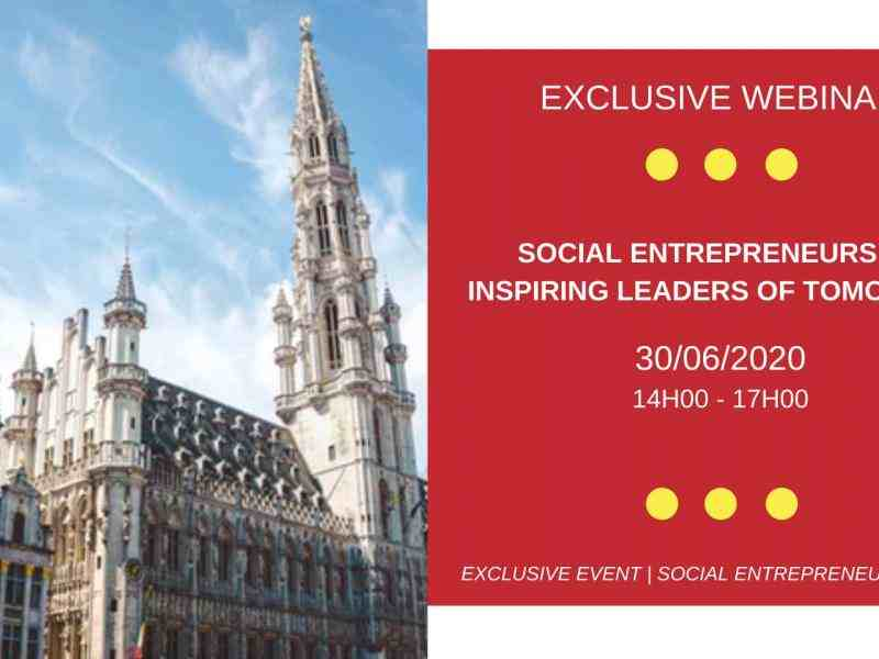 Social entrepreneurs as inspiring leaders of tomorrow