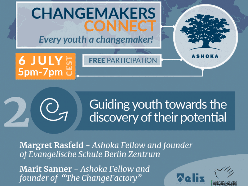Changemakers Connect - Guiding-youth-towards-the-discovery-of-their-potential