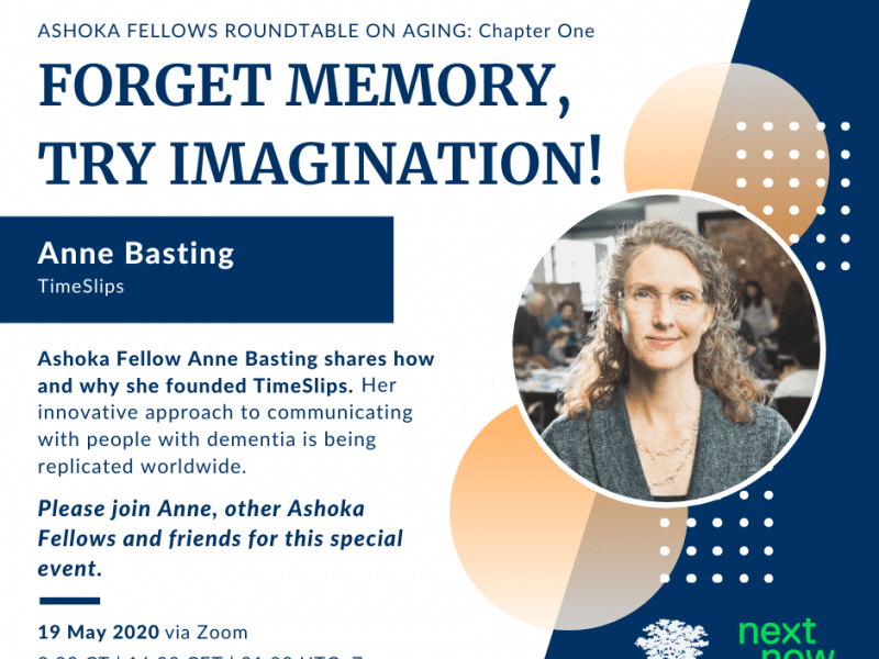 Anne Basting: Forget Memory, Try Imagination