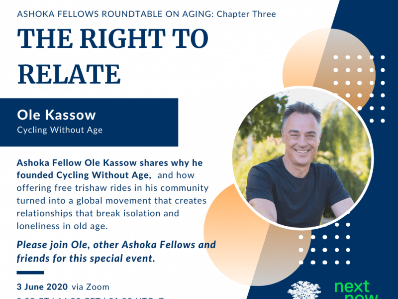 Ole Kassow: The Right To Relate