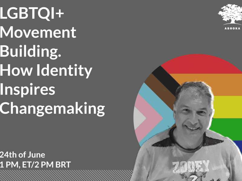 LGBTQI+ Movement-Building – How Identity Inspires Changemaking